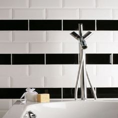 32 Best Black And White Bathrooms Images White Bathroom