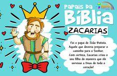 Kids Church, Comic Books, Comics, Cover, John The Baptist, Kids Ministry, Cartoons, Cartoons, Comic