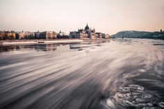 Budapest and ice on Danube River by Jacques Szymanski on 500px