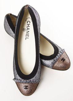 Chanel flat