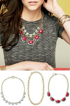 Jewelry. fashion. idea. necklace