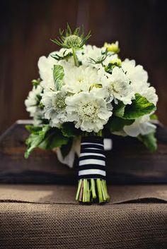 A Casamenteira Cerimonialista: Casamento temático: Preto e branco com listras
