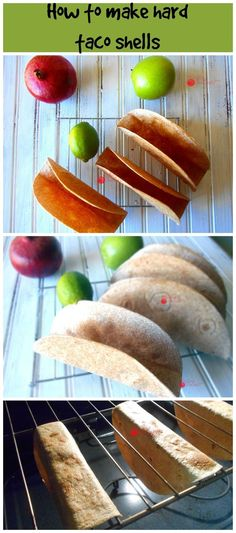 Making hard taco shells is the easiest thing to make. I like making the grande style of taco shells because they hold so much food.