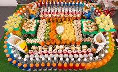 The Best Snack Stadiums Of All Time - according to Delish