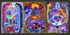 Gli Arcani Supremi (Vox clamantis in deserto - Gothian): Beren e Luthien. Parte Seconda.