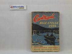 J 5451 LIBRETTO CANZONI ALLE STELLE 1954 MESSAGGERIE MUSICALI N 6 DEL 1954 - http://www.okaffarefattofrascati.com/?product=j-5451-libretto-canzoni-alle-stelle-1954-messaggerie-musicali-n-6-del-1954