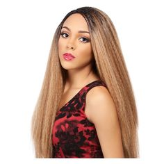 Its a Wig Lace Invisible Lace Front Wig Braid-Curly