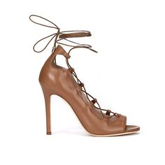 Scanlan Theodore High Heel Lace-up