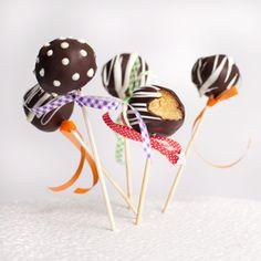 Recept - Zebra cakepops - Allerhande