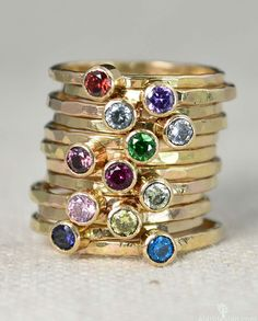 I have your Mother's ring, Grandmothers cross pendant and Great-Grandmothers ring. I will continue to add your great-grandbabies to your ring Mommy.
