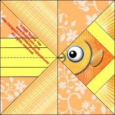Origami n' Stuff 4 Kids: Origami: Goldfish