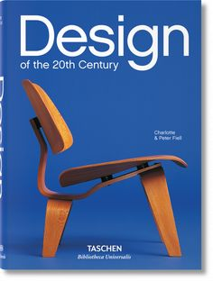 6669029a8af53 Design of the 20th Century. TASCHEN Books (Bibliotheca Universalis)  Scandinavian Books
