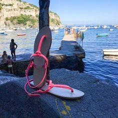 Vivere a Colori  #ischia #sandals #sandali