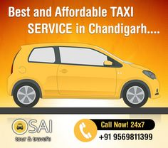 We offer #Taxiservice at Best Prices in #Chandigarh #Shimla #Manali #Amritsar