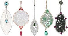 Художественная резьба Lotus Jewelry, Jade Jewelry, Girls Jewelry, Gemstone Jewelry, Art Deco Ring, Art Deco Jewelry, Jewelry Design, Jewellery Sketches, Jewelry Drawing