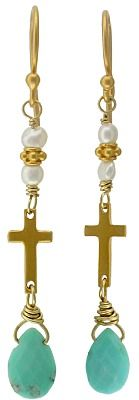 Gold Cross Jewelry Link is flying off the shelves!