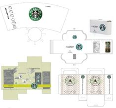 Is your doll obsessed with Starbucks? Well, if she is she needs these adorable printable doll sized starbucks cups!!