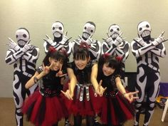 BABYMETAL, the dark heroines of the idol world, take the ROCK IN JAPAN FESTIVAL 2013 by storm