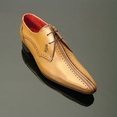 ♂ Man's fashion accessories shoes Montana - Contrast Seams Gibson