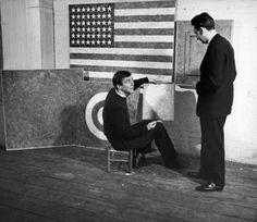 Jasper Johns, 1958
