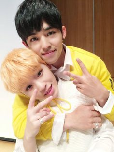 SCoups being super possessive...nothing new for the KPop world | SCOUPS & WOOZI of SEVENTEEN
