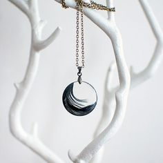 Hey, I found this really awesome Etsy listing at https://www.etsy.com/listing/93053098/black-feather-necklace-resin-jewelry
