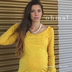 """www.ohmabarcelona.com Camiseta: 19.95€ #ropapremama #modapremama #modaparaembarazadas #ropaparaembarazadas #futuramama #futuramadre #embarazo #embarazada…"""