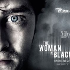 The Woman in Black- I liked the trailer for this movie as well. I also like this visual ad for it. Captures the mood and general genre of the movie, not to mention Daniel's stunning blue eyes. ;)