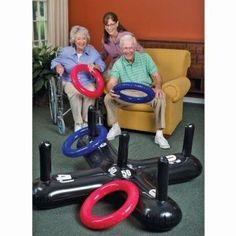 Jumbo Inflatable Ring Toss
