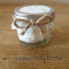 A simple, one ingredient recipe to make a seriously luxurious body butter that will make you feel like you escaped to the spa!