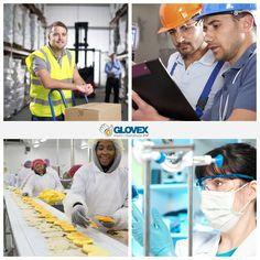 Artykuły #BHP dla przemysłu, budownictwa, przetwórstwa spożywczego, medycyny, laborantów, służb komunalnych ▶️ https://www.glovex.com.pl
