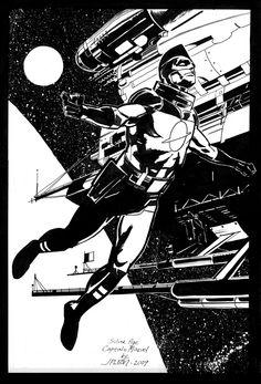 Silver Age Capt Marvel - JP Leon