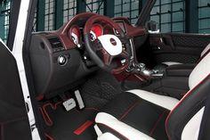 """Mercedes-Benz G500 """"Speranza"""" by Mansory"""