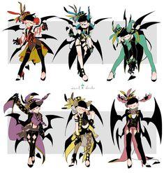 Why is Oso Kara Choro Ichi Jyushi Totty are hot Anime Chibi, Manga Anime, Anime Art, Kawaii, Character Concept, Concept Art, Tales Of Berseria, Osomatsu San Doujinshi, Handsome Anime Guys