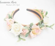 See what Accessories Maria (HMWithStyle) found on We Heart It, your everyday app to get lost in what you love. Handmade Accessories, Floral Wreath, Lost, Crown, Wreaths, App, Facebook, Earrings, Flowers
