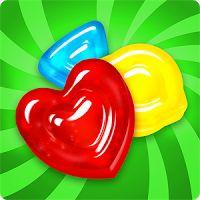 Gummy Drop Free Match 3 Puzzle Game 2.36.1 MOD APK Unlocked  games puzzle