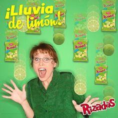 Disfruta del ácido de tus #Rizadas Limón.