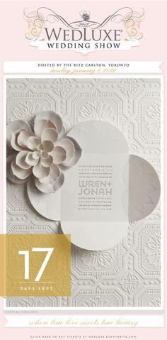 white invite