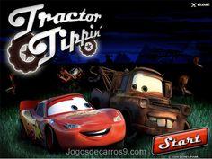 jogar Tractor Tippin grátis, jogar jogos de carro e trator Tippin jogo - Dica Tratores e arado através fardos de feno, mas atente para Frank Bull.Setas: Mover, Jump, Acelere