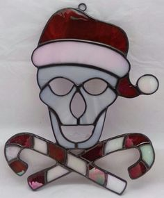 Scary Santa Claus--Not that I would ever make this, but interesting.....
