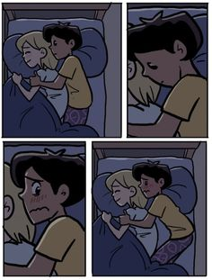 Me cuddling with my crush for the first time, anyone out there that can relate to this is part of Cute couple comics - points Cute Couple Comics, Couples Comics, Cute Couple Art, Anime Love Couple, Cute Anime Couples, Relationship Comics, Relationship Therapy, Dating Relationship, Mini Comic