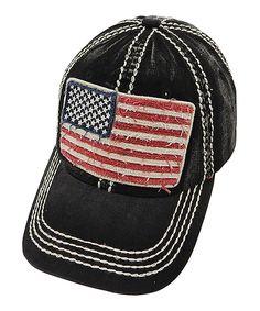 f6c83e151eb8 The Alabama Black American Flag Baseball Cap Zulily Trendy Fashion Jewelry