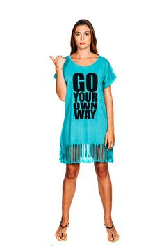 Goes your own way t dress #englishgirlgoes