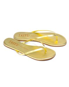 TKEES Highlighters Flip Flop $55