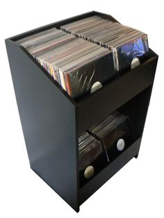 Lp Storage Cabinet Browse Through The Records Just Like