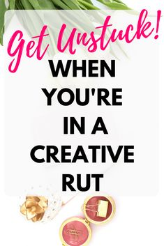 How to get unstuck when you are in a creative rut. Are you having trouble writing blog posts, or creating things you love. Try this simple mind-mapping technique to help you with your creativity. #blogging #blogideas #productivity #mindmap