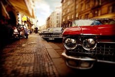Classic Cars Picture Girl Model | photo