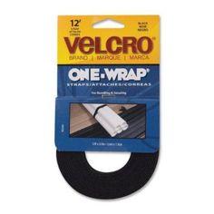 Velcro One WRAP12FT., Black