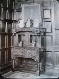 Antique Pilgrim Style Furniture -1