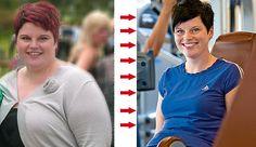 Minus 66 Kilo: Von der Couch-Potato zum Fitness-Fan. Diese Verwandlung machte unsere Leserin Sandra durch und verlor in einem unglaublichen Tempo 66 Kilogramm! www.womenshealth.de/heldinnen